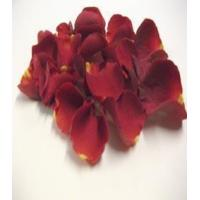 China Bright Red freeze dried rose petals on sale