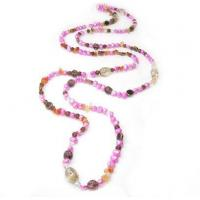 Best Pearl Stone Necklace TNK-061979 wholesale
