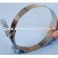 China spring-loaded T type clamps (Floatting bridge design) on sale