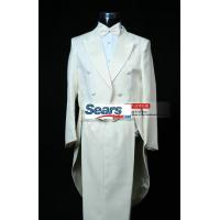 Buy cheap White men tuxedos, male wedding dress. from wholesalers