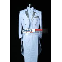 Buy cheap White men tuxedos,groom suit. from wholesalers