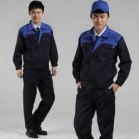 Buy cheap Men / Women Blue wear labor clothing,company uniforms,outdoor work uniforms. from wholesalers