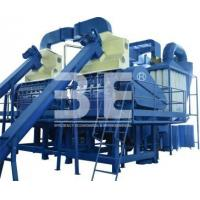 Buy cheap Tire Recycling Plant Product Rubber Granulator from wholesalers