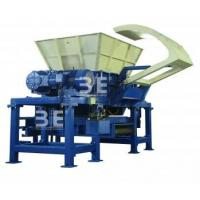 Buy cheap Tire Recycling Plant Product Tire Shredder from wholesalers