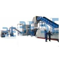 WEEE Recycling Line Product Fridge Recycling Plant