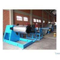 China Slitting/cut to length line Slitting with de-coiler and un-coiler machines topro 672 on sale