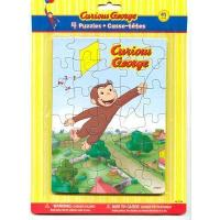 Buy cheap Curious George Party Puzzle 4 Pack from wholesalers