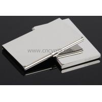 China Metal card case,box CYMCC1008 metal business card case on sale