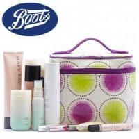 Best STOCK LOTS ITEM GS120415 NATURAL COLLECTION VANITY CASE(BRAND:BOOTS) wholesale