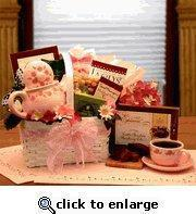 Best A Little Teapot Gift basket for A Lady or Mom, Grandmother wholesale