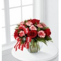 View our full inventory The FTD Winter Elegance Bouquet