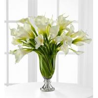 The FTD Musings Luxury Calla Lily Bouquet by Vera Wang