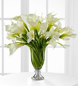 Cheap The FTD Musings Luxury Calla Lily Bouquet by Vera Wang for sale