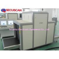 1000 ( W ) * 800 ( H ) mm 34mm Steel Penetration X Ray Baggage Scanner For Airports