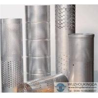 Best Perforated tube filter wholesale