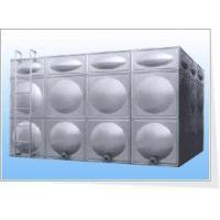 China Molded stainless steel water tank on sale