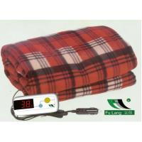 Buy cheap Electronics product DC 24V Electric blanket from wholesalers
