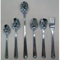 stainless steel Baby spoon,Ice cream spoon,Long handle Yoghurt spoon,Joghurt spoon (JY-8020)