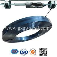 China Rolling Shutter Spring Strip Steel on sale