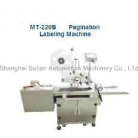 Buy cheap MT-220B automatic pagination labeling machine product