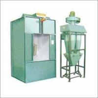 Buy cheap Single Cyclone Powder Coating Booth product
