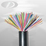 communication cable HYA solid insulated non-filled communication cable