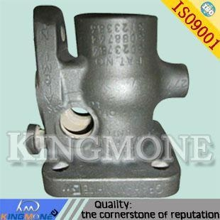 Cheap Castings&Forgings Ductile Iron Support Seat for sale