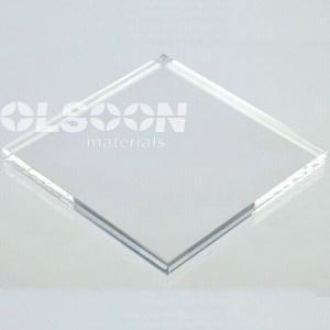 China Factory Wholesale Clear Acrylic Sheet