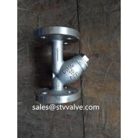 Best DIN flange end Y strainer Flanged Y Type Strainer/Filter for water, oil and gas wholesale
