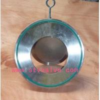 Best Wafer check valve CF8M Thin Wafer Swing Check Valve wholesale