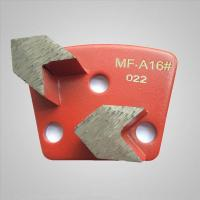 Buy cheap Arrow metal pads for concrete from wholesalers