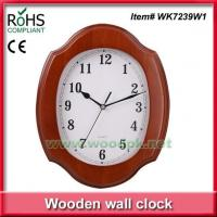 Buy cheap WK7239Fashion design strange shaped modern clock from wholesalers
