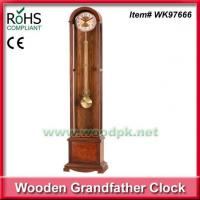 Buy cheap WK97666Wooden grandfather clocks manufacturer from wholesalers