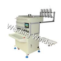 Buy cheap 8SPINDLE synchronous motor coil winding machine with twister device from wholesalers
