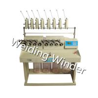 Buy cheap filter coil winding machine 8spindle automatic coil winding machine improve speed from wholesalers
