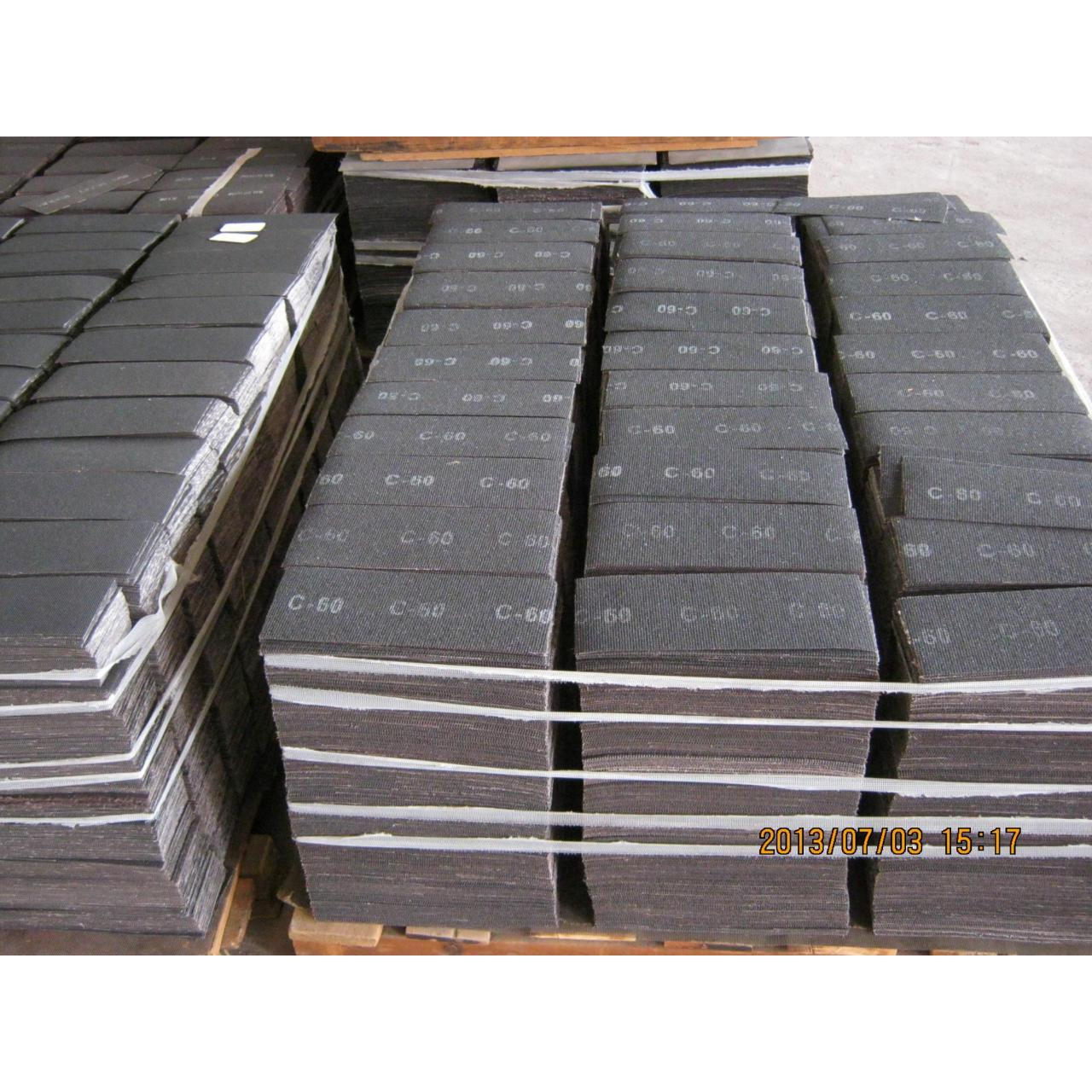 China silicon carbide sanding screen on sale