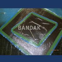 Buy cheap Diamond Rubber Patch for Converyor Belt Repair Cold Vulcanizing Process from wholesalers