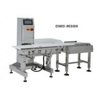 Buy cheap Check Weigher CWC-M300 Recommend from wholesalers