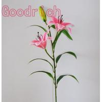 China GR-2333 real touch lily china on sale