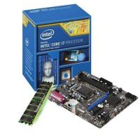 China Intel Core i7-4790 Haswell 3.6GHz CPU + MSI Motherboard + Kingston DDR3 8GB Memory Bundle on sale
