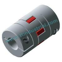 China Spider curved jaw coupling, flexible jaw coupling,clamp type on sale