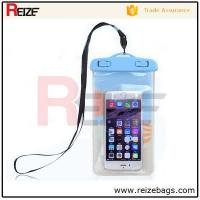 Best Wholesale PVC waterproof hanging cell phone neck pouch for swimming wholesale