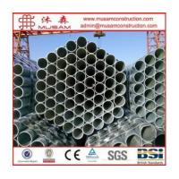 Q235B HDG scaffolding steel pipes for building structure