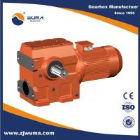 Best WS Series Helical-worm Gearbox wholesale
