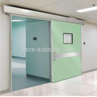 Best automatic entrance systems Products Hermetic hospital sliding door wholesale