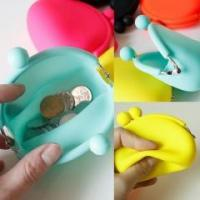 Best wallet&bag BPA Free Silicone coin purse wholesale
