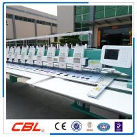 Best Model:CBL 15 heads 9 needles flat computer embroidery machine hot sale in China wholesale