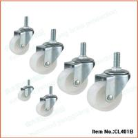 China CL402 PC caster wheel for furniture on sale