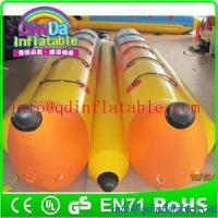 Buy cheap New style inflatable banana boat inflatable fly banana boat for sale from wholesalers
