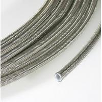 Buy cheap Stainless PTFE Hose Natural stainless finish. product